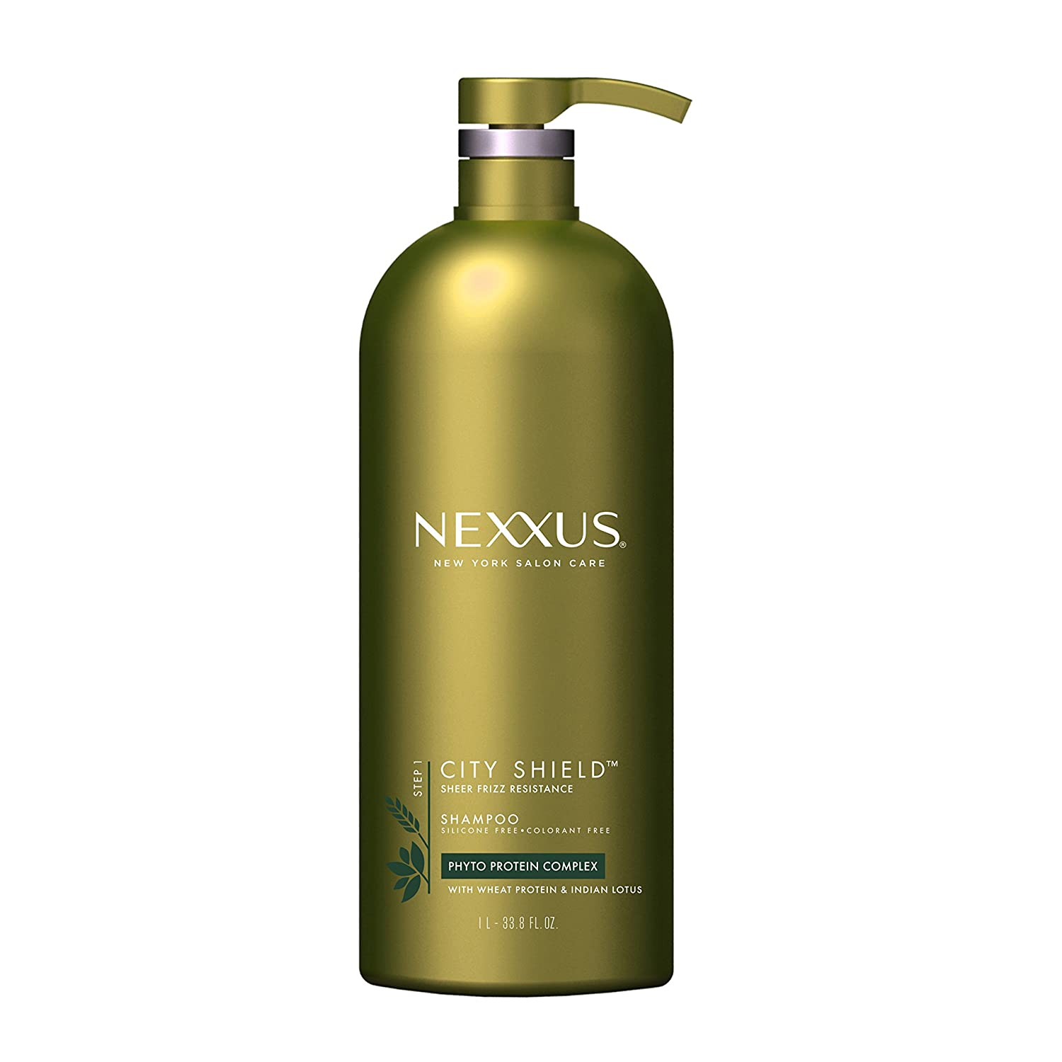 Nexxus City Shield Shampoo, for All Hair Types 33.8 oz