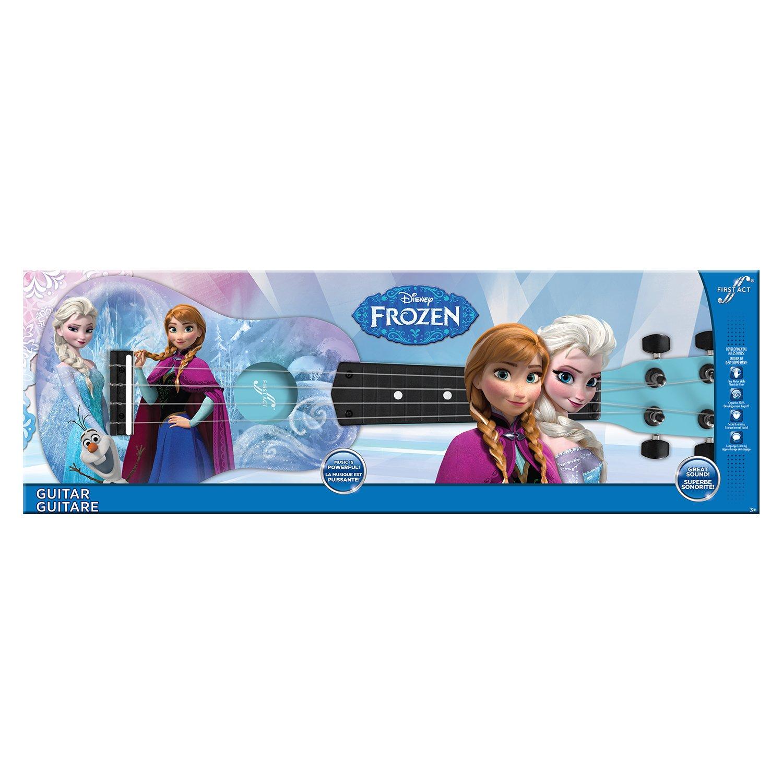 First Act FR285 Disney Frozen Mini Guitar Ukulele: Amazon.es: Instrumentos musicales