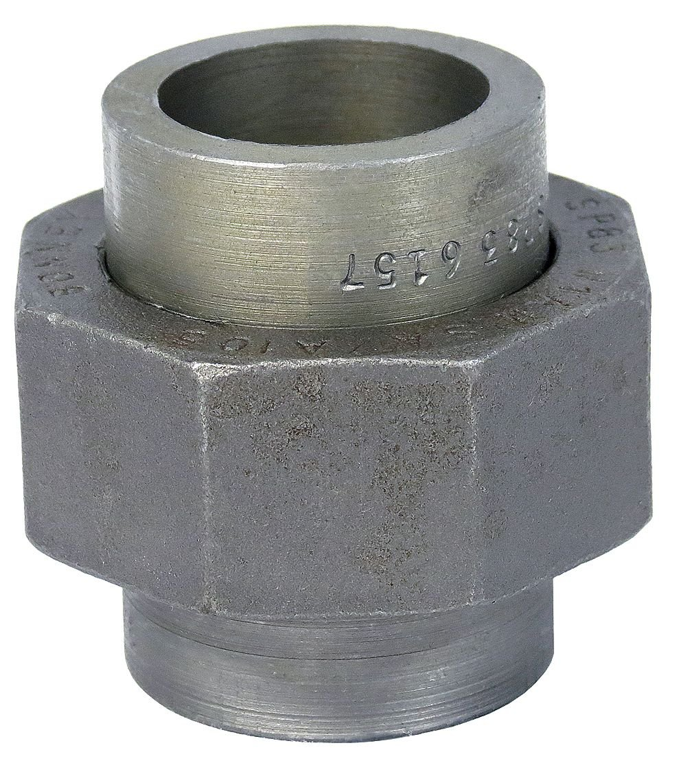 2 NPT Male x 1-1//2 NPT Female Reducer Hex Bushing Dixon HB2015SS Stainless Steel 316 Pipe and Welding Fitting