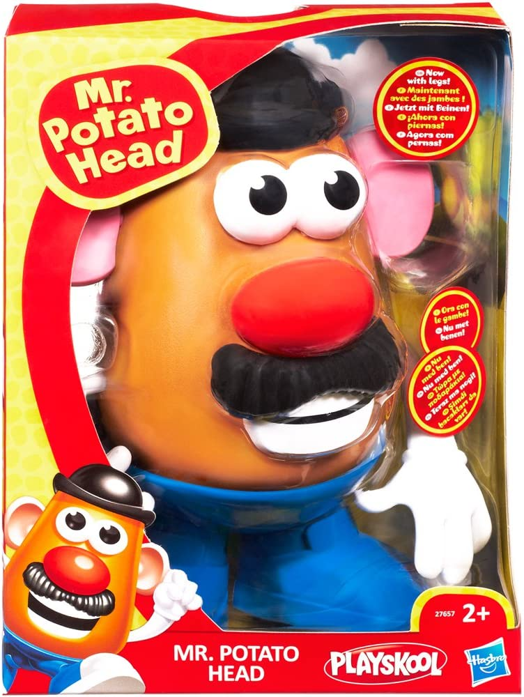 Playskool - Mr. Potato Head (Hasbro A6470E24): Amazon.es: Juguetes ...