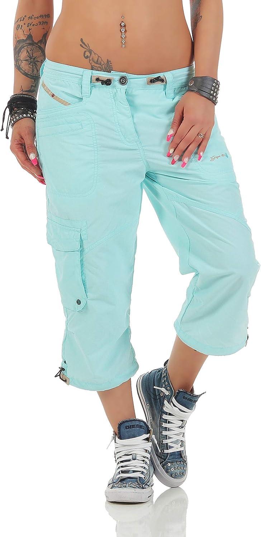 D&X g.i.g.a. DX Mujer fenia Pantalones Cortos