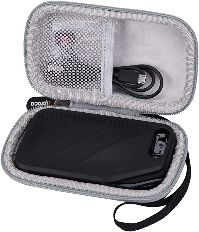 Aproca Hard Protective Case for Plantronics 206110 01 Voyager 5200 UC Bluetooth Headset