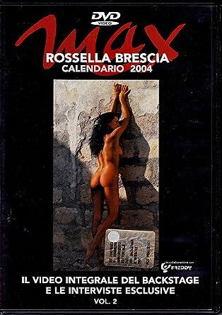 Calendario Max.Rossella Brescia Max Calendario 2004 Amazon It Rossella