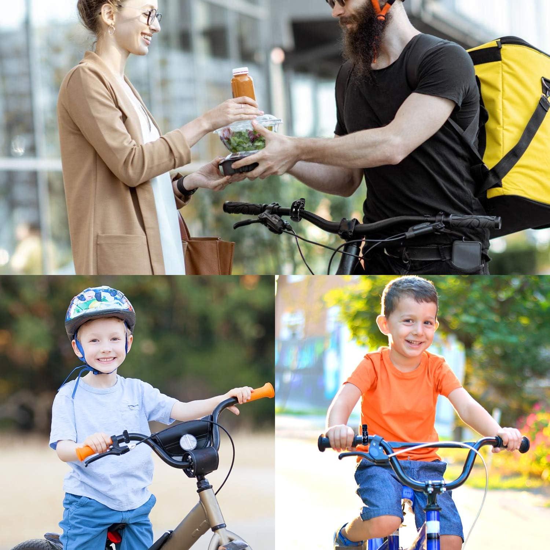 Kinder Fahrrad Klingeln Radfahren Glocke Lenker Ring Klingelton Fahrradglocke