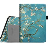 """Fintie Folio Case for Kindle Fire HD 7"""" (2012 Old Model) - Slim Fit Leather Cover with Auto Sleep/Wake Feature (will only fit Amazon Kindle Fire HD 7, Previous Generation - 2nd), Blossom"""