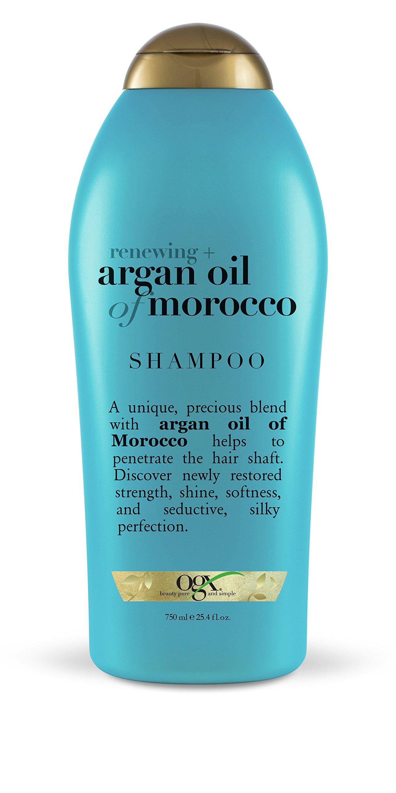 ogx renewing argan oil of morocco conditioner. Black Bedroom Furniture Sets. Home Design Ideas