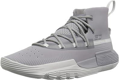 fósil La ciudad toda la vida  Amazon.com: Under Armour Grade School SC 3Zer0 II - Zapatillas de baloncesto  para niños: Shoes