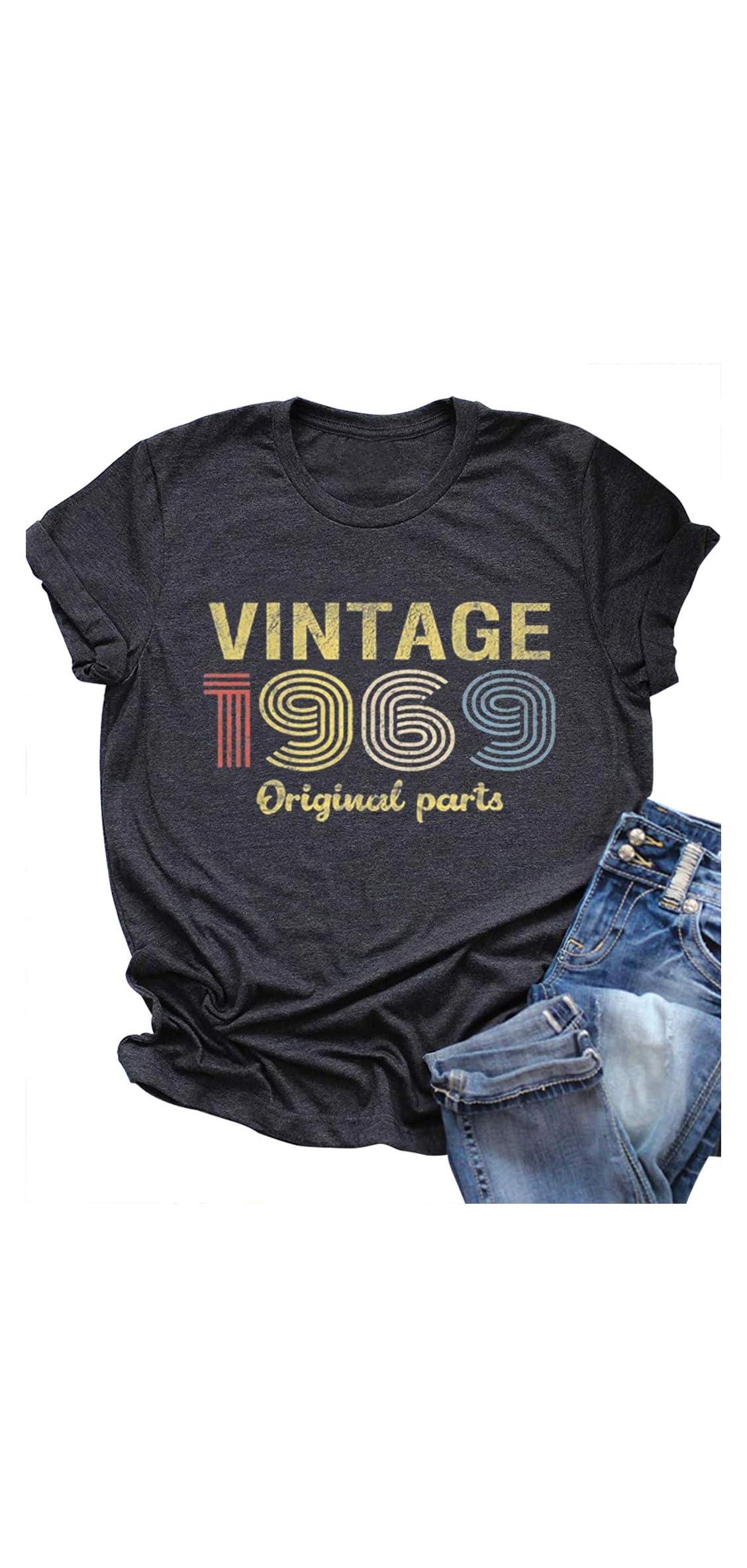 Vintage  Original Part Rock Legend T Shirt Women Funny Music