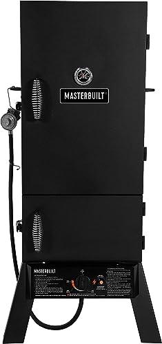 Masterbuilt-MPS-230S-Propane-Smoker,-30