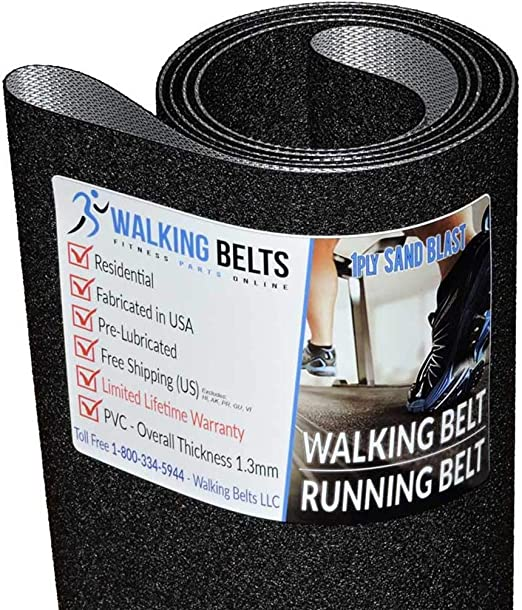 Free 1oz Lube GGTL396131 Golds Gym Trainer 420 Treadmill Walking Belt
