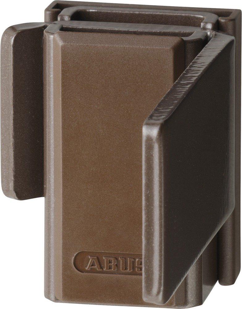 ABUS 104527 SW20 B EK - Serratura per finestra e porta, colore: Marrone