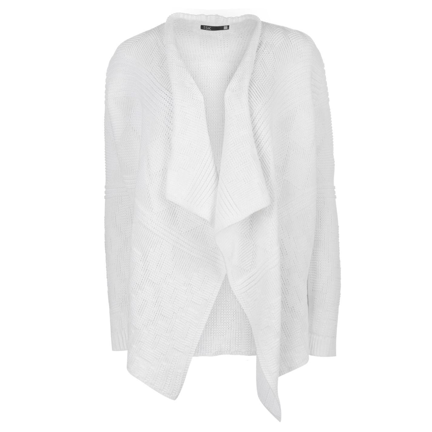SoulCal Womens Deluxe Waterfall Cardigan