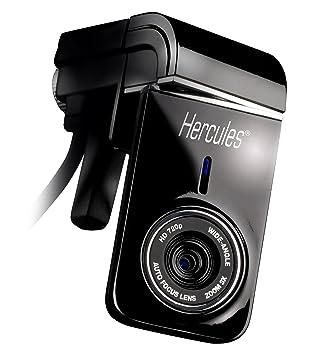 pilote hercules dualpix hd microphone