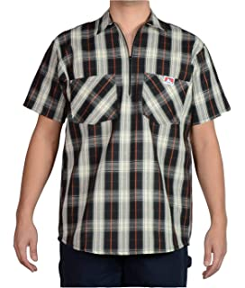 774bc681b0 Amazon.com: Ben Davis BDS Adult's Striped SS Work Shirts: Clothing