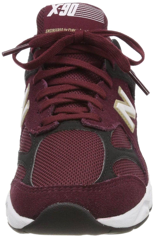 Donna  Uomo New Balance X-90, scarpe scarpe scarpe da ginnastica Donna Sensazione di comfort Lascia che i nostri beni vadano al mondo Ottima scelta | I Clienti Prima  2711ae