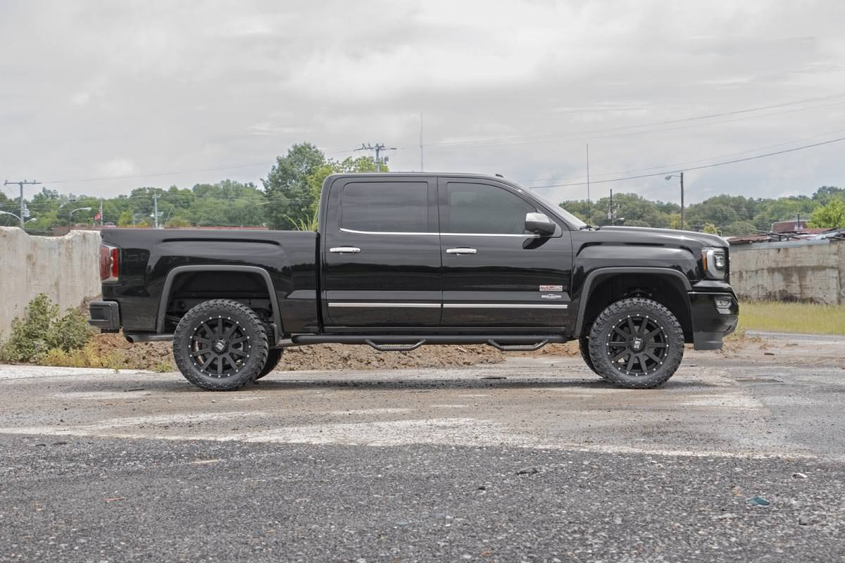 3.5 rough country suspension lift