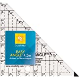 "Wrights 4.5"" Easy Angle Acrylic Template [670179]"