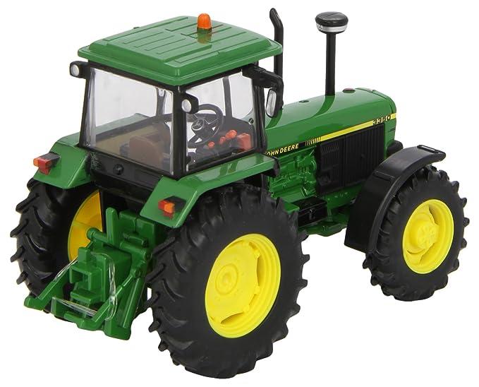 Britains - Tractor John Derre 3350, color verde, amarillo y negro (TOMY 42903): Amazon.es: Juguetes y juegos