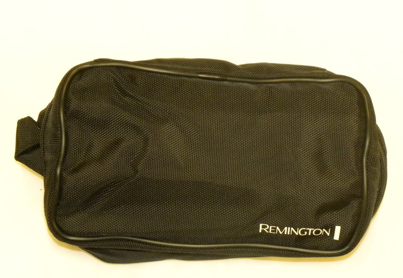 Amazon.com   Deluxe Zippered Canvas Shaver and Toiletries Travel Bag   Shaver  Accessories   Beauty 4097948d4d511