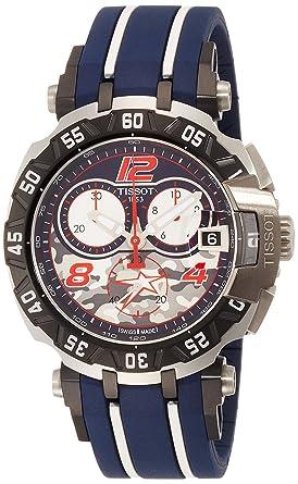 Montre Tissot T-Race Nicky Hayden Ambassador Edition 2016 Monde limitée 4999 CE T0924172705703 montre