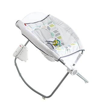 4430b306195 Amazon.com   Fisher-Price Auto Rock  n Play Sleeper   Baby