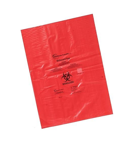3 x 3 Pack of 500 Heathrow Scientific HEA120116 Weighing Paper