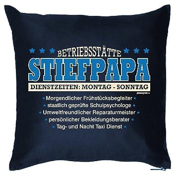 Goodman Design Bedrucktes Vatertag Sofa Kissen Stiefpapa Geschenk