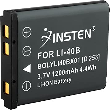 1200mAh, 3.7V, Li-Ion Replacement Nikon S600 Battery /& Charger Set for Nikon EN-EL10 Digital Camera Battery /& Charger Kit