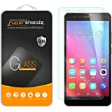 [2-Pack] Supershieldz for Huawei Honor 5X Tempered Glass Screen Protector, Anti-Scratch, Anti-Fingerprint, Bubble Free, Lifetime Replacement Warranty