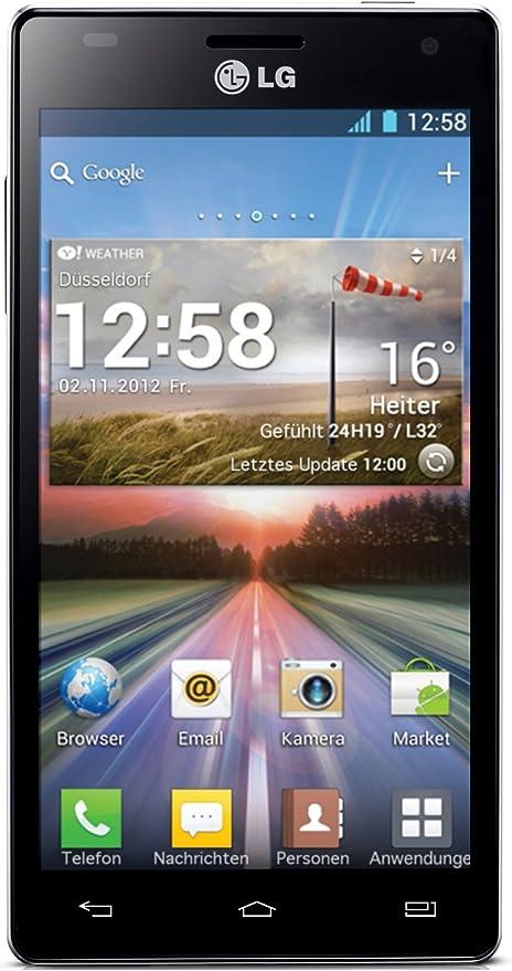 LG Optimus 4X HD (P880) - Smartphone libre Android (pantalla 4.7 ...