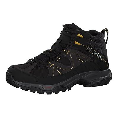 Salomon Scarponcini da camminata ed escursionismo uomo nero