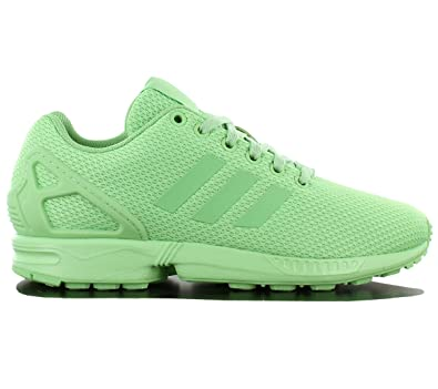 def82090ad adidas ZX Flux Women supgrn/supgrn/supgrn: Amazon.de: Schuhe ...