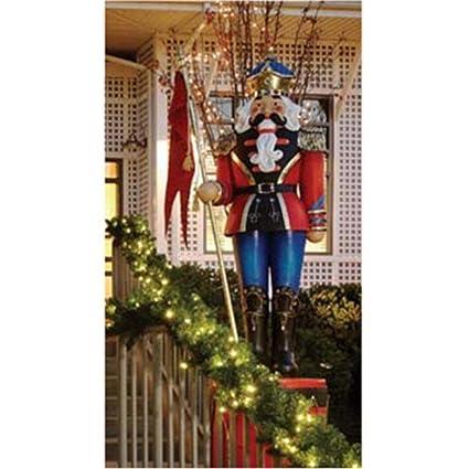 bethlehem lighting 6 giant commercial grade fiberglass nutcracker christmas decoration display - Commercial Grade Outdoor Christmas Decorations