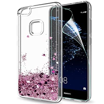 coque gel paillette huawei p10 lite