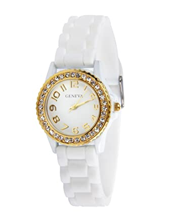 watches iobi wrap large the clas or on bracelet your white feshionn elegance two casual yellow in watch look sparkly black products matching with moon to sale choice of stars gold face and geneva