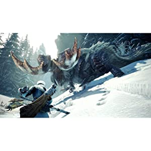 Monster Hunter World: Iceborne Master Collector's Edition - Playstation 4
