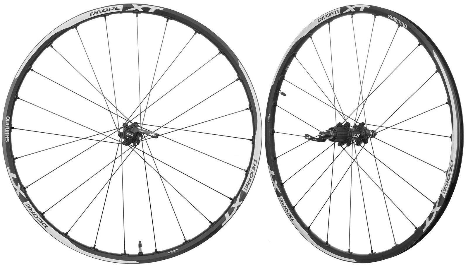 Shimano Deore XT M785 27.5'' Wheelset
