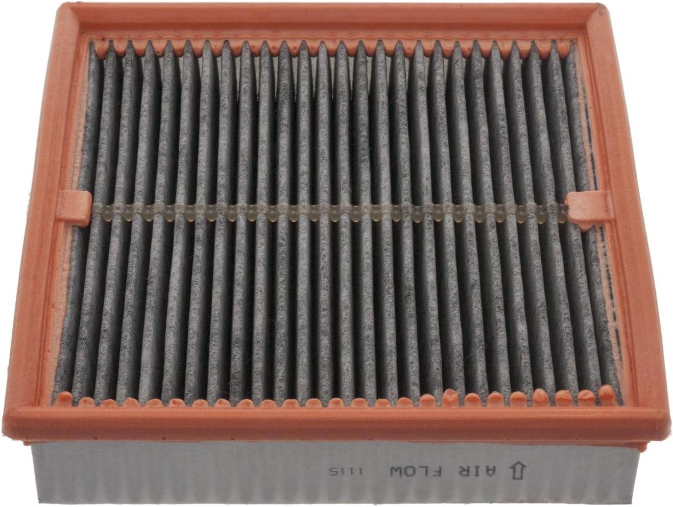 Innenraumfilter 1 St/ück febi bilstein 100283 Aktivkohlefilter