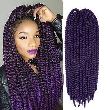 Amazoncom Havana Mambo Twist Braided Crochet Hair Jumbo Braid