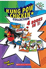 Kung Pow Chicken Collection (Books #1-4) Paperback