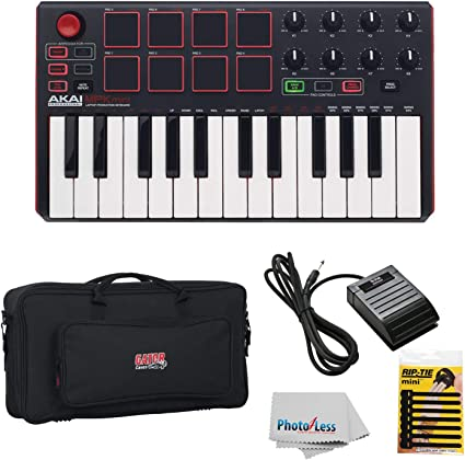 Akai MPK Mini MK2 USB MIDI Controller