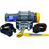 Superwinch 1125220 Terra 25 2500lb Winch with Roller Fairlead and More