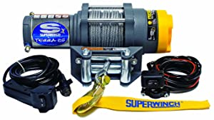 Superwinch 1125220 Terra 25 2500lb Winch