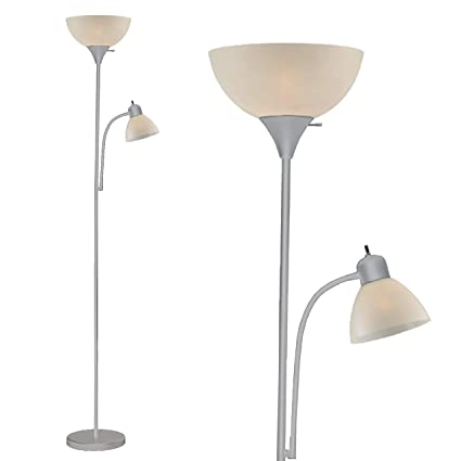 Floor Lamp by Light Accents - Torchiere Standing Lamp 150 Watt 72\