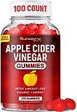Apple Cider Vinegar Gummies with The Mother | Delicious Alternative to Apple Cider Vinegar Capsules & Apple Cider…