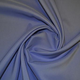 Mill Blue Duchess Satin Fabric