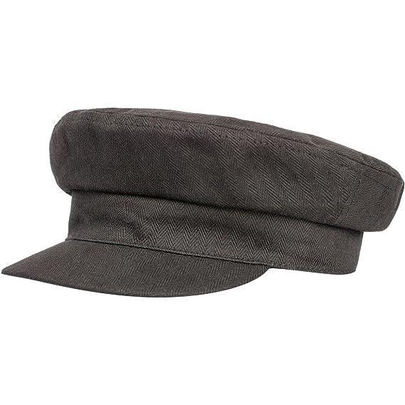 Brixton Hats Kids Lil Fiddler Cap - Black Kids - 1-Size  Amazon.co ... 95b6f671075