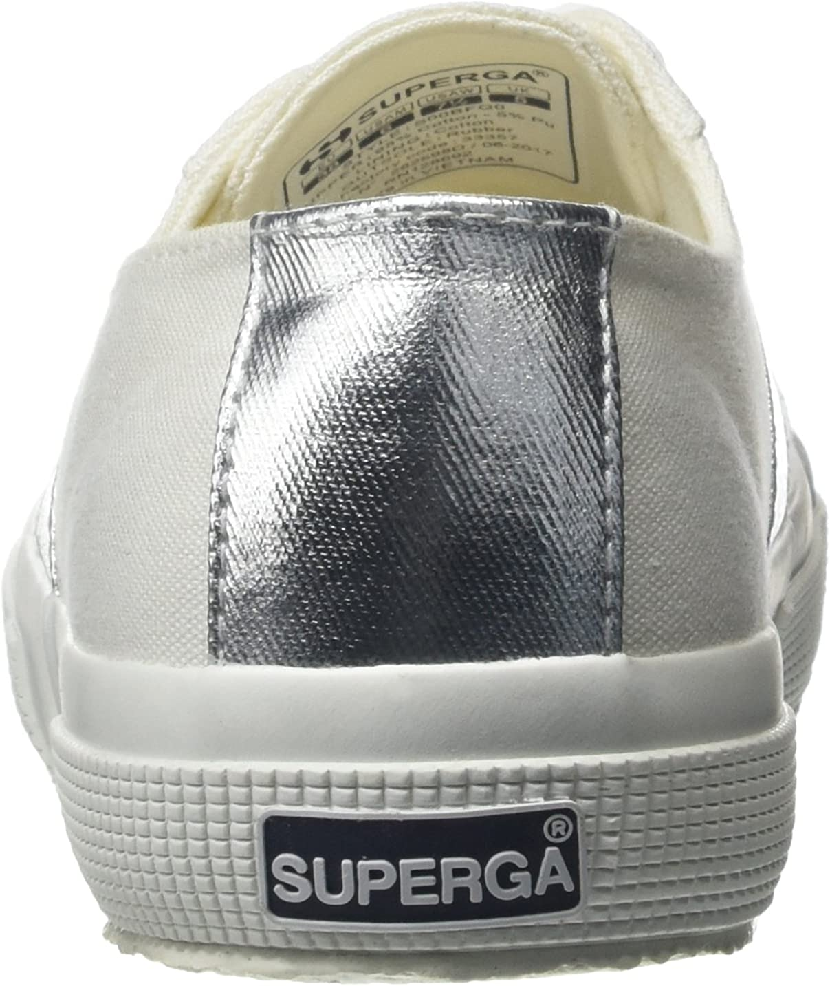 SUPERGA 2750 Cotcotmetw, Sneaker Donna: Amazon.it: Scarpe e