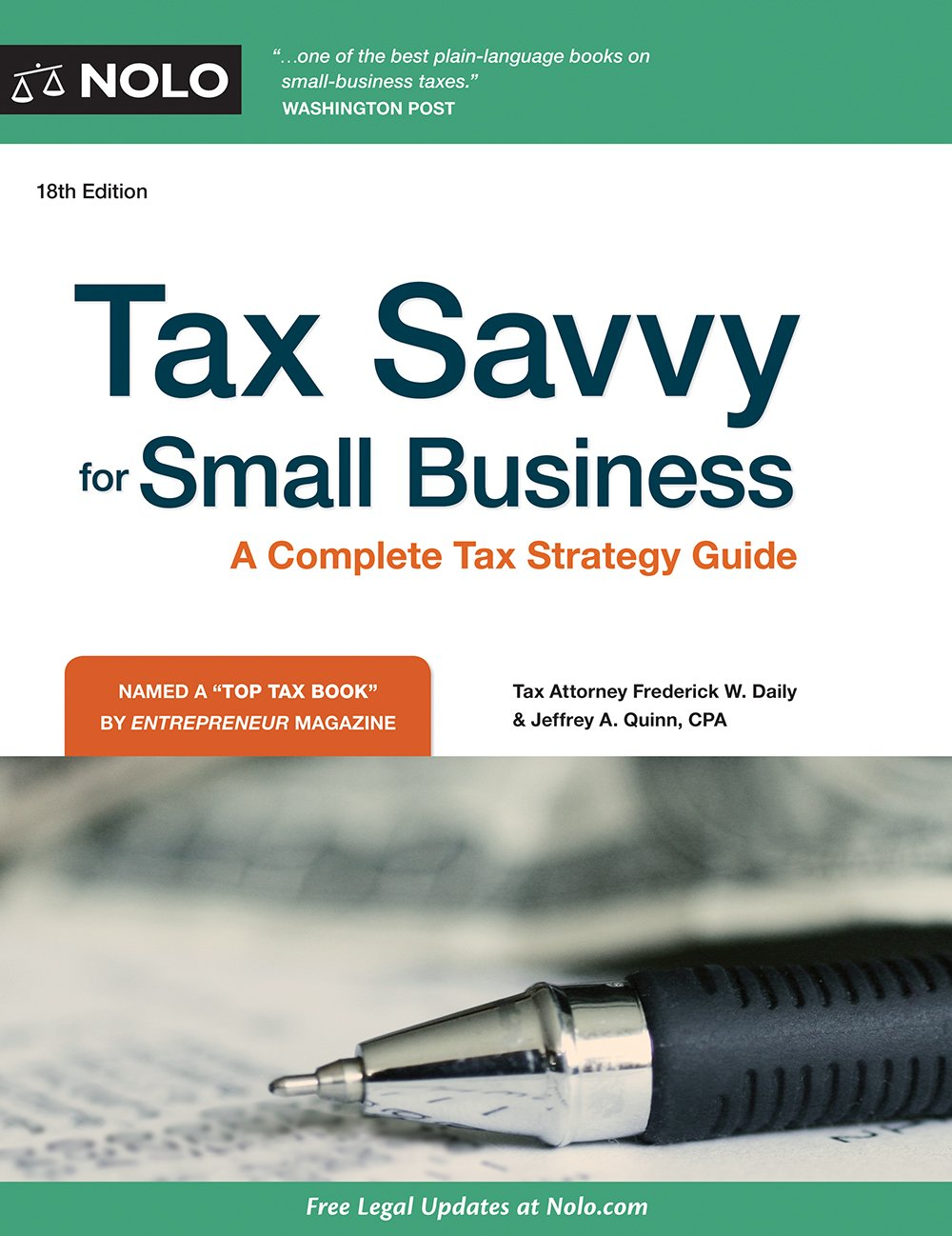 Amazon tax savvy for small business a complete tax strategy amazon tax savvy for small business a complete tax strategy guide 9781413322033 frederick w daily attorney jeffrey a quinn cpa books fandeluxe Image collections