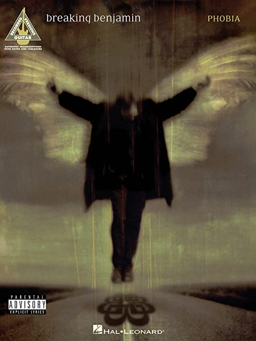 Amazon.com: Breaking Benjamin - Phobia Softcover: Musical Instruments